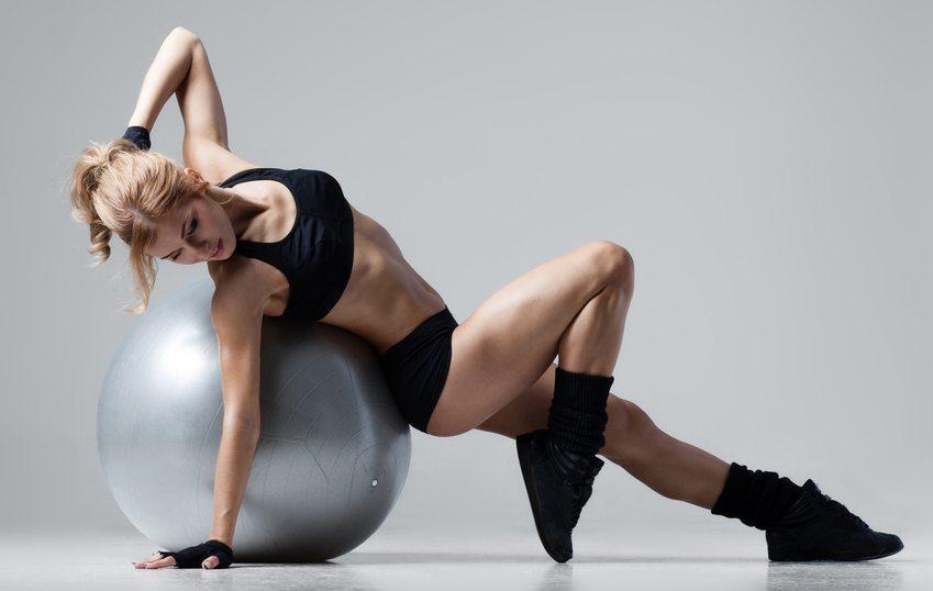 Um effizient abzunehmen, müssen Muskeln aufgebaut werden. ( Bild: © Maksim Toome - Fotolia.com)