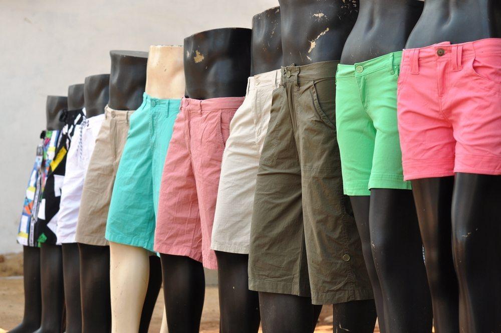 Männer Shorts. (Bild: sabarwal / Shutterstock.com)