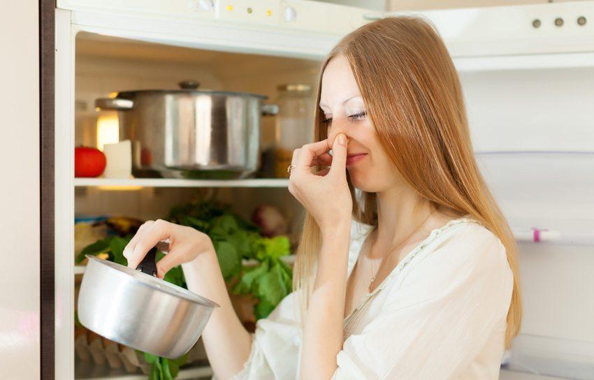 Werfen Sie mit Schimmel behaftete Lebensmittel lieber in den Müll. (Bild: Iakov Filimonov / Shutterstock.com)
