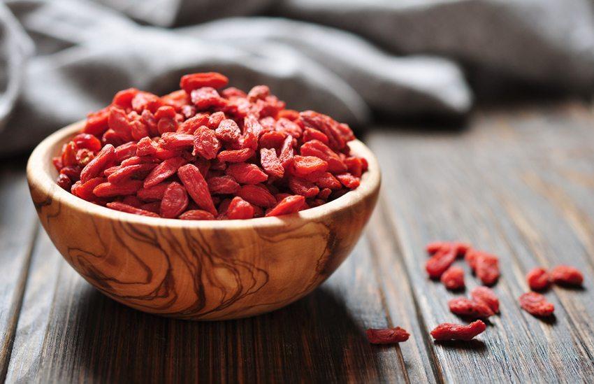 Getrocknete Goji-Beeren (Bild: mama_mia / Shutterstock.com)