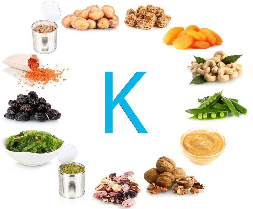 An Vitamin K reiche Lebensmittel (Bild: Africa Studio / Shutterstock.com)