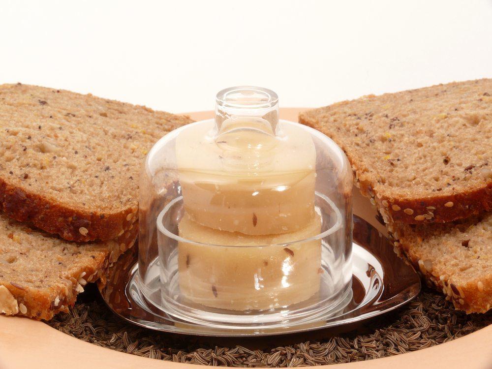 Abendbrot mit wenig Fett. (Bild: TwilightArtPictures / Shutterstock.com)
