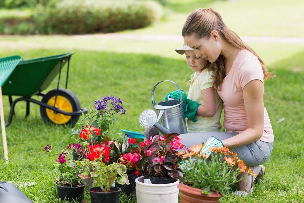 Hobbys pflegen – Gärtnern, Rätseln, Briefeschreiben. (Bild: wavebreakmedia / Shutterstock.com)