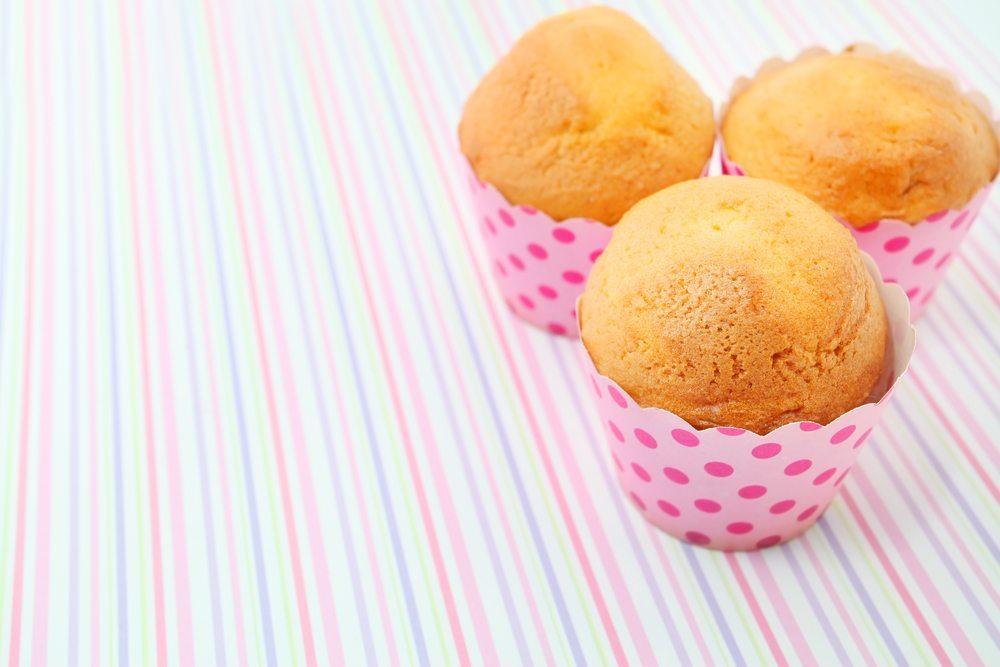 Leckere Kuchen mit wenig Fett und Zucker. (Bild: Kelvin Wong / Shutterstock.com)