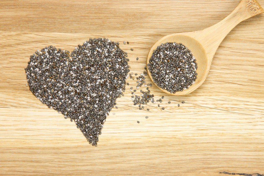 Kein Zweifel: Chia-Samen sind sehr gesund. (Bild: © Ellen Mol - shutterstock.com)