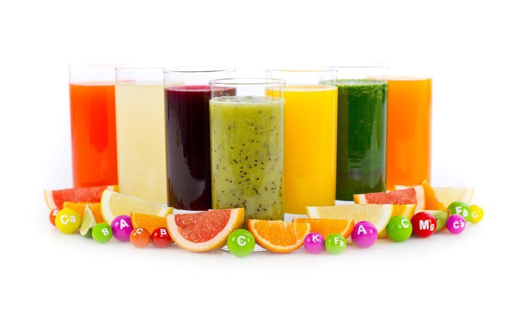 In Obst und Gemüse sind gesundheitsfördernde Stoffe im Verbund enthalten. (Bild: pilipphoto / Shutterstock.com)