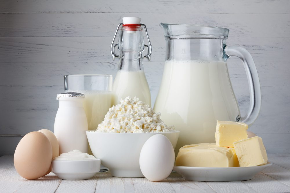 Diät mit viel Kalzium für Frauen ab 50. (Bild: Sukharevskyy Dmytro (nevodka) / Shutterstock.com)