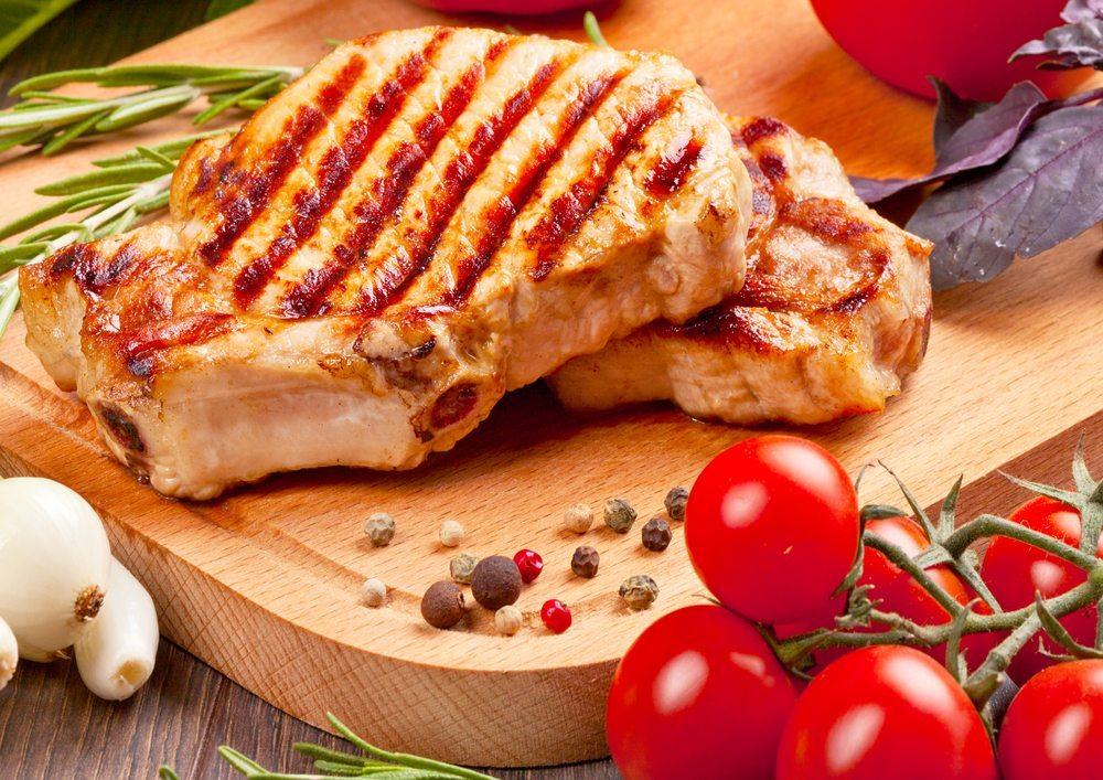 Schweinefleisch. (Bild: Sergiy Zavgorodny / Shutterstock.com)
