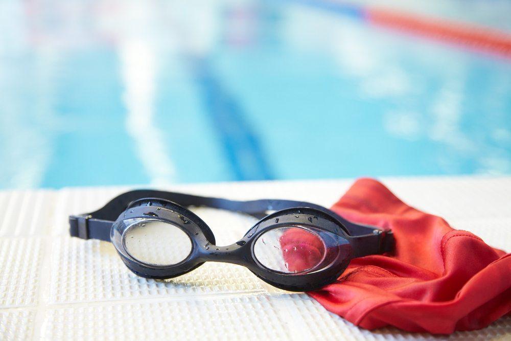 Schwimmbrille. (Bild: YanLev / Shutterstock.com)
