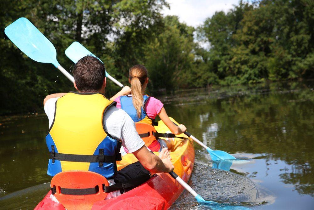 Viele Sportarten sind gleichzeitig Naturgenuss. (Bild: Goodluz / Shutterstock.com)