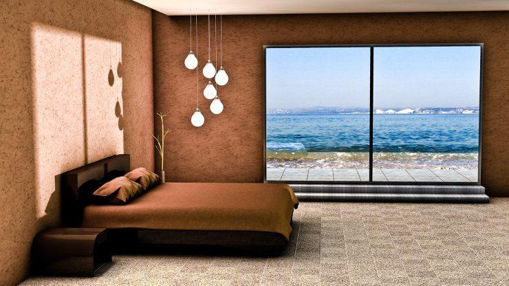 Ein schönes Bett macht Einrichtungsträume wahr. (Bild: © Uolir - Fotolia.com)