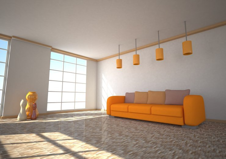 Wählen Sie Polstermöbel nach Ihrem Geschmack. (Bild: © Style Media & Design - Fotolia.com)