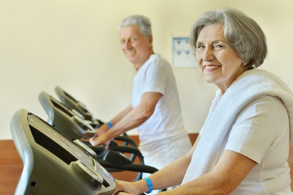 Es ist keineswegs zu spät, jetzt mit Sport zu beginnen. . (Bild: Ruslan Guzov / Shutterstock.com)