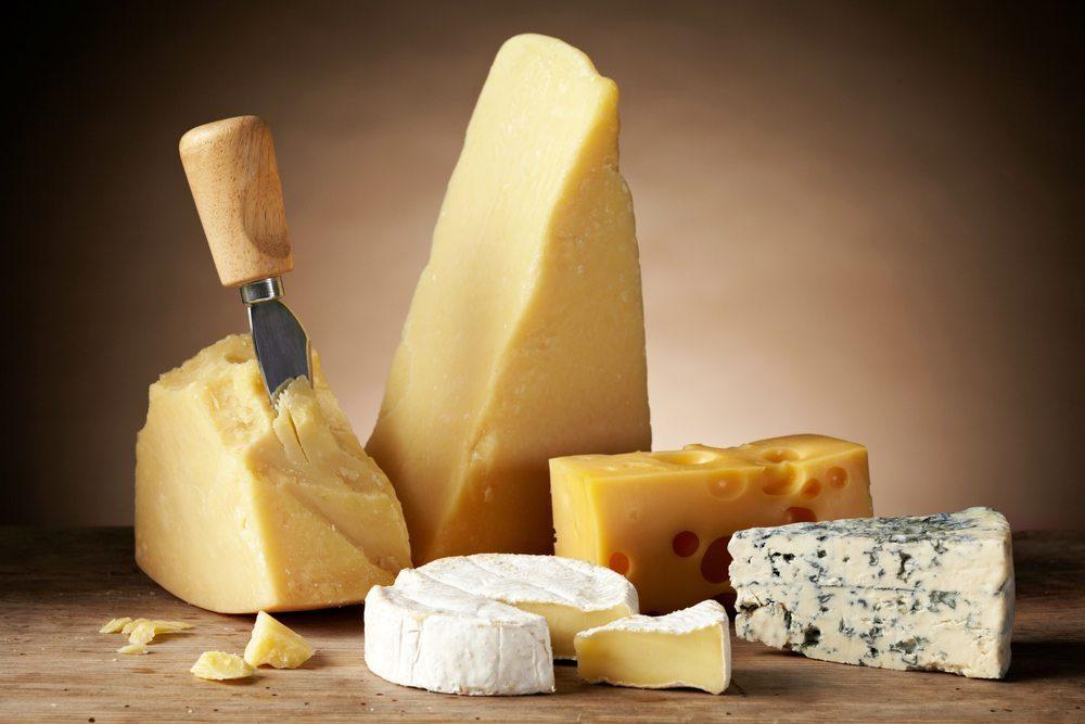 Käse. (Bild: MaraZe / Shutterstock.com)