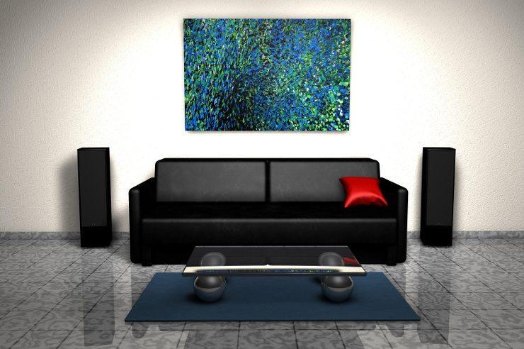 Polstermöbel sind in den ausgefallensten Varianten erhältlich. (Bild: © ThinMan - fotolia.com)