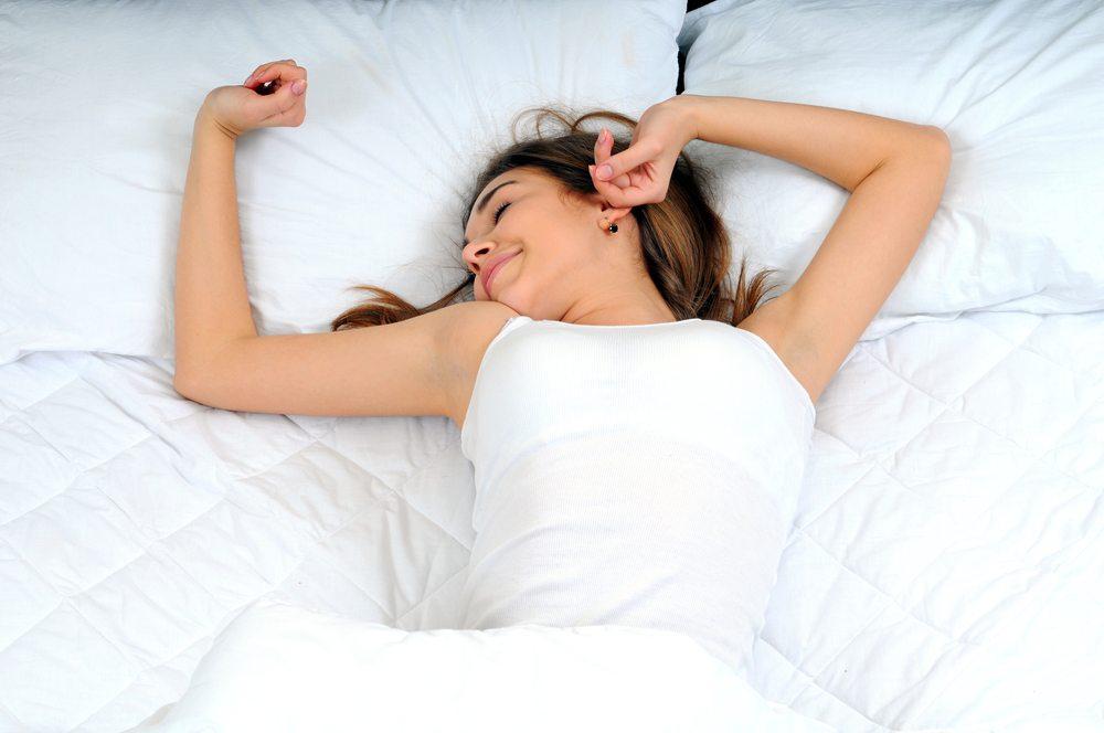 Die richtige Matratze sorgt für erholsamen Schlaf. (Bild: Yuriy Rudyy / Shutterstock.com)