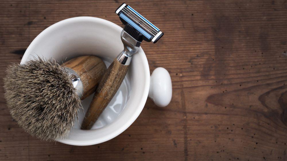 rasieren oder nicht rasieren das ist hier die frage. Black Bedroom Furniture Sets. Home Design Ideas