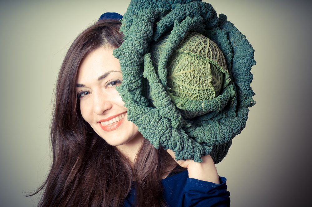 Der Grünkohl enthält besonders viele Antioxidantien. (Bild: Eugenio Marongiu / Shutterstock.com)