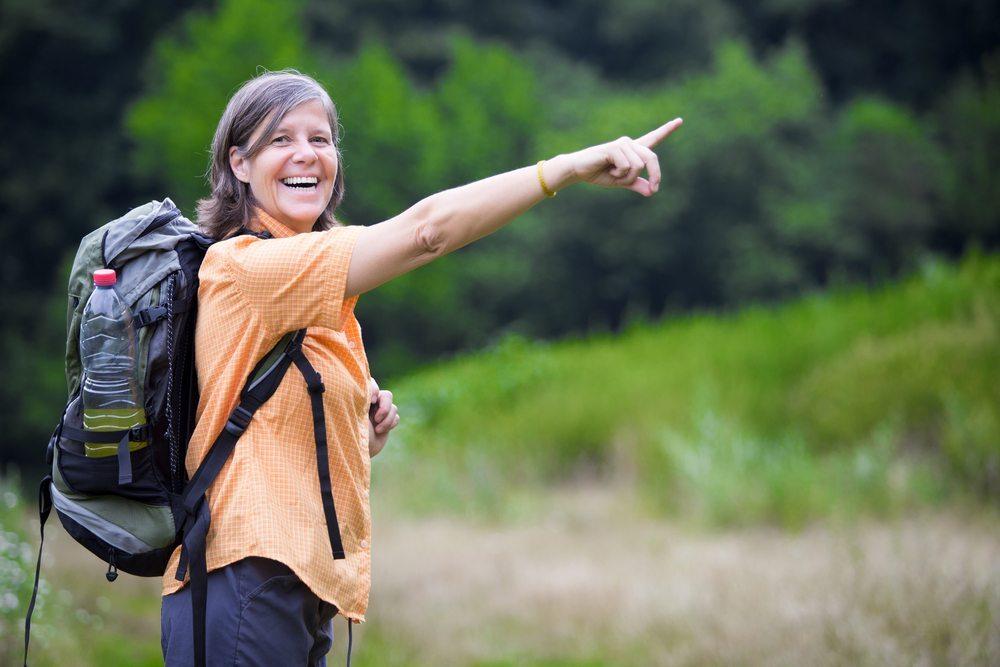 Sportliche Betätigung an der frischen Luft bringt den Stoffwechsel in Schwung. (Bild: wernerimages / Shutterstock.com)
