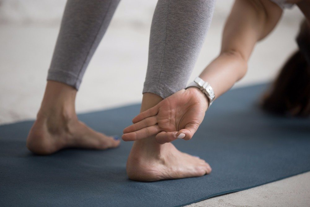 Fussmuskulatur stärken, Körpergefühl verbessern (Bild: © fizkes - shutterstock.com)