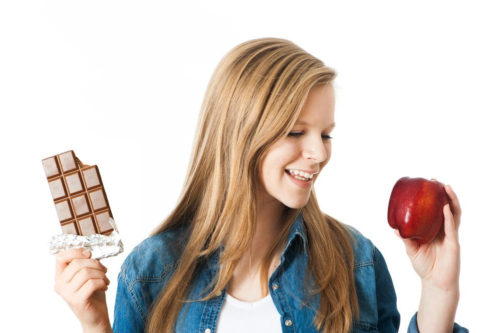 Die richtige Ernährung ist entscheidend (Bild: © Dora Zett - shutterstock.com)
