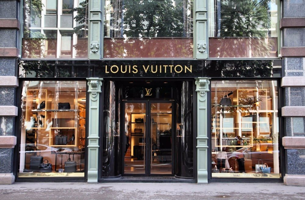 Louis Vuitton Shop Luzern