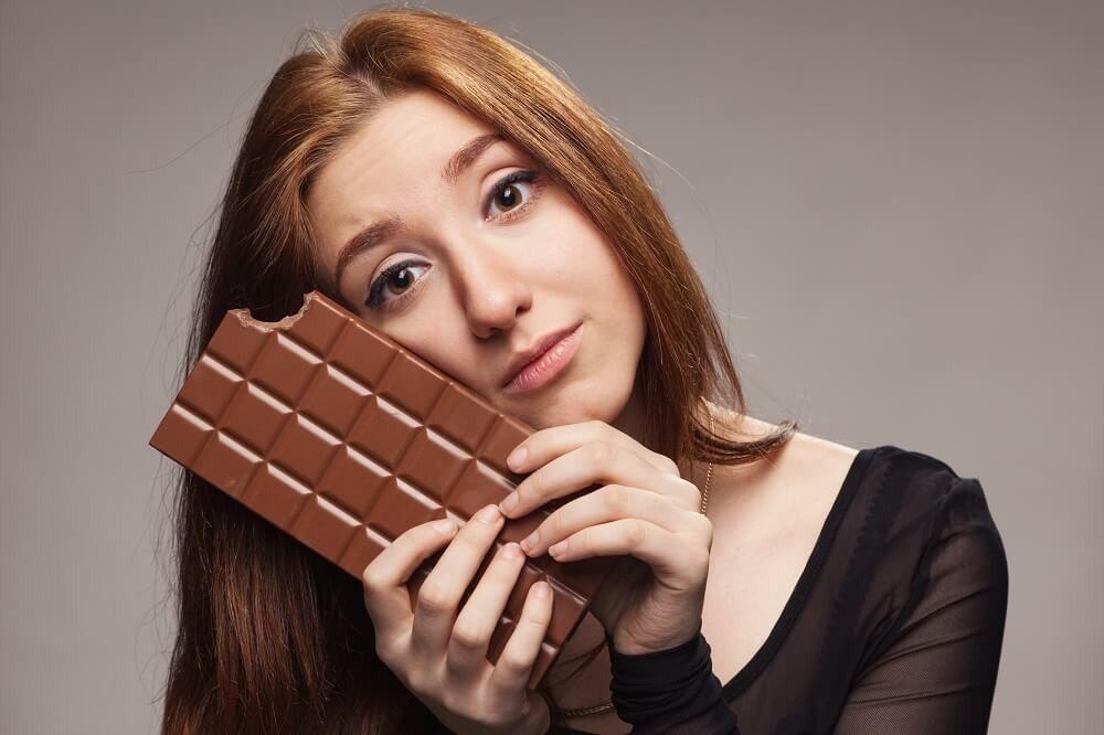 Du kannst Dich bei Schokolade nicht beherrschen? (Bild: © tiplyashina - fotolia.com)