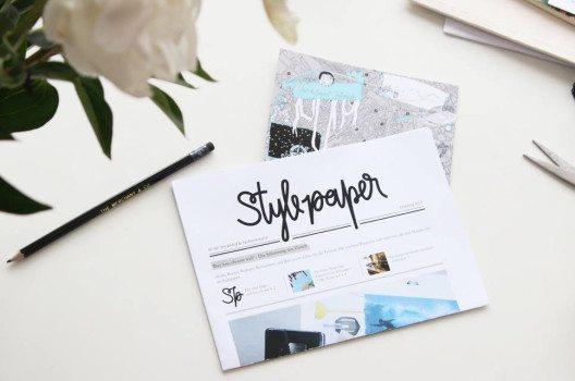 Am 18. Juni erschien das erste Printexemplar von Stylepaper. (Bild: www.stylepaper.ch)