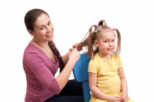 Auch bei einer Kleinigkeit wie dem Haargummi gibt es einiges zu beachten.