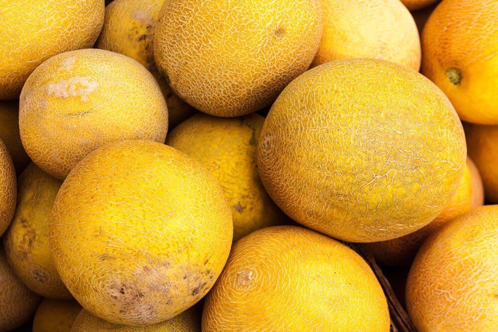 Die Casaba-Melone (Bild: © Teri Virbickis - shutterstock.com)