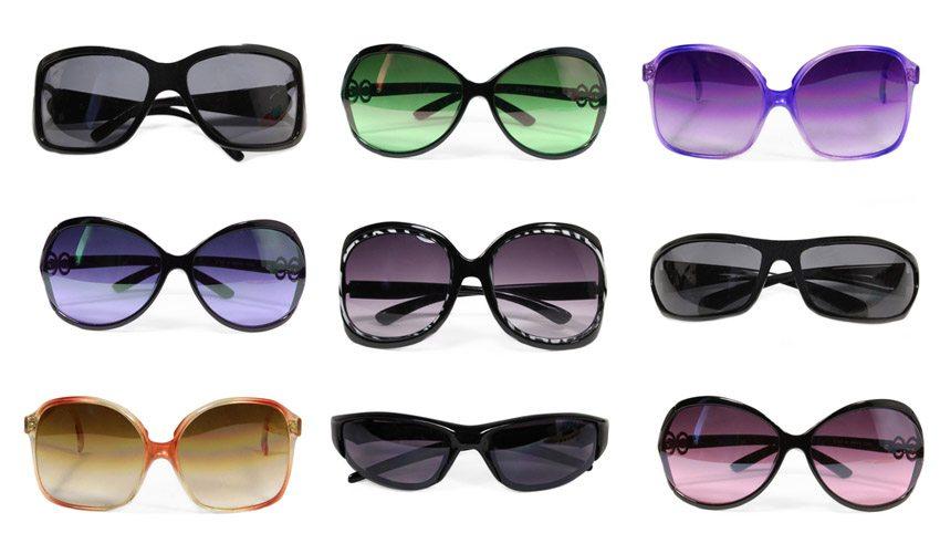 Sonnenbrillen gibt es in verschiedenen Farbtönungen. (Bild: KonstantinChristian – shutterstock.com)