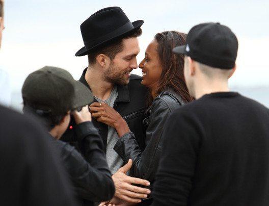 Jasmine Tookes und Tobias Sorensen - die Gesichter von Eternity Now Calvin Klein. (Bild: © Calvin Klein)