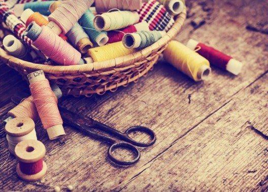 Garn ist ein Sammelbegriff für alle textilen Gebilde, die eine linienförmige Gestalt haben. (Bild: © Nature Art - shutterstock.com)