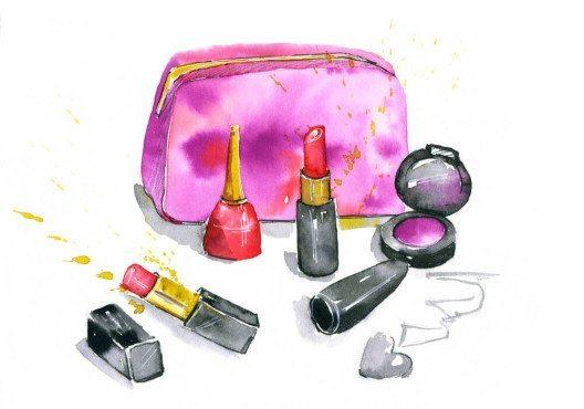 Komplette Beauty-Sets einer Marke zu kaufen, ist oft nicht zielführend. (Bild: © Anita Melkova - shutterstock.com)