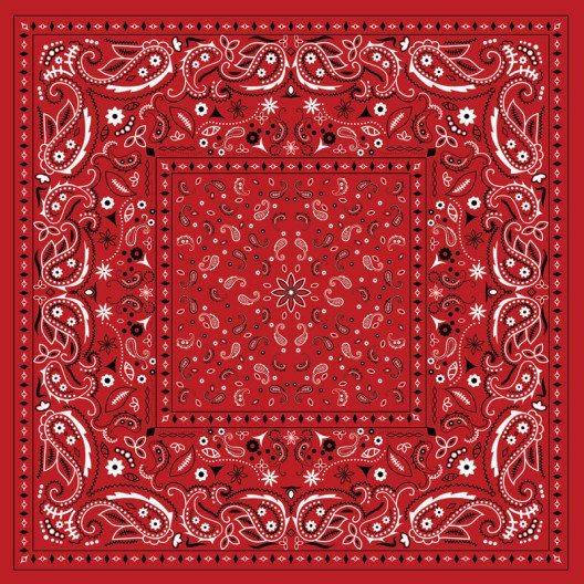 Das Glarner Tuch hat sich zu einem modischen Accessoire entwickelt. (Bild: © vectorob - shutterstock.com)
