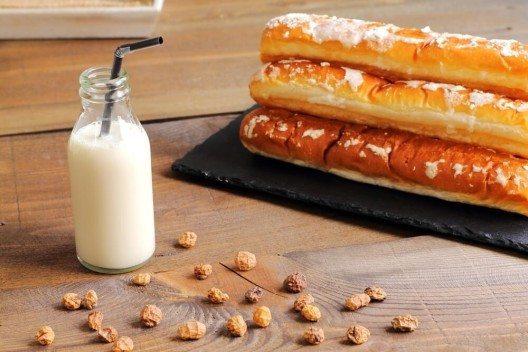 Nicht nur für Allergiker sind die Tigernüsse eine schmackhafte Abwechslung auf dem Speiseplan. (Bild: © Mariontxa - shutterstock.com)