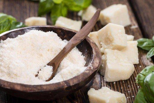 Parmesan – der Klassische (Bild: © HandmadePictures - shutterstock.com)