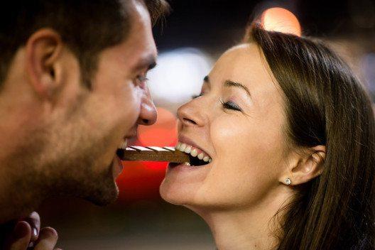 Schokolade ist ein natürliches Antidepressivum. (Bild: Martin Novak / Shutterstock.com)