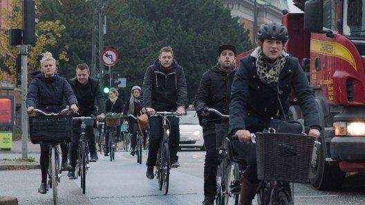 Fahrradfreundliche Stadt Kopenhagen