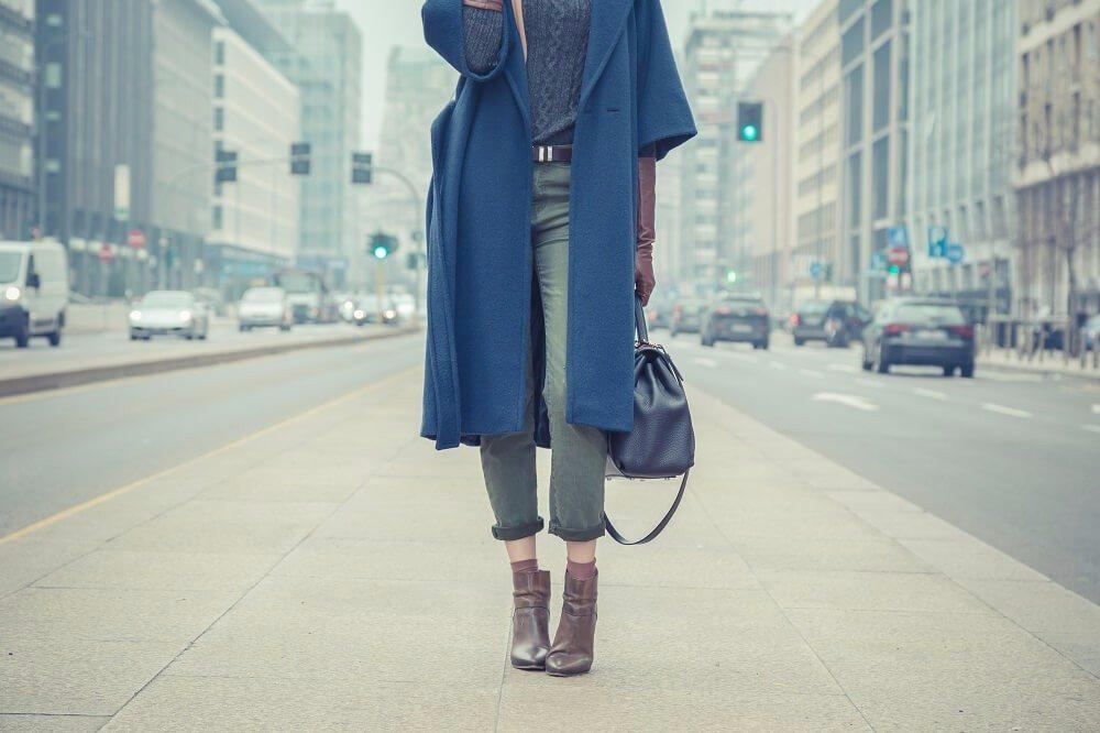 Der richtige Look für schlanke Beine (Bild: © Stefano Tinti - shutterstock.com)