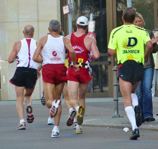 Grosses Ziel Marathon – effektives Training im Homegym ist wichtiger Teil der Vorbereitung. (Bild: pixabay.com © cocoparisienne / CC0 Public Domain)