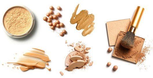 Mit dem richtigen Make-up kann jede Frau glamourös sein. (Bild: kuleczka – Shutterstock.com)