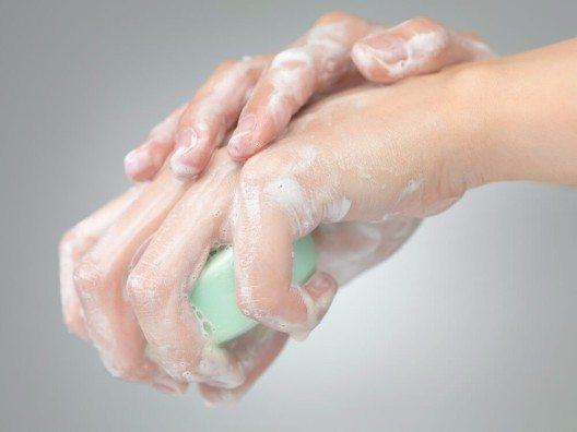 """Die diesjährige Sonderschau """"Hauptsache Hautsache"""" informiert über das komplexe Thema rund um die Händehygiene. (Bild: © Comaniciu Dan - shutterstock.com)"""