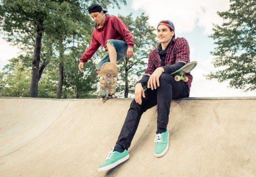 Skater zeigen auf Halfpipes und Street Parcours ihr Können. (Bild: © oneinchpunch - shutterstock.com)