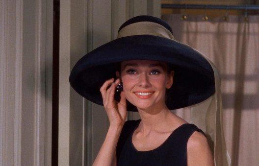 Grosse Bekanntheit erlangte Givenchy durch seine Muse Audrey Hepburn. (Bild: Wikimedia, public domain)