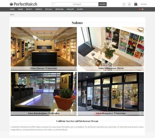 Die Anforderungen an einen modernen E-Shop haben sich über die Jahre allerdings stark verändert. (Bild: © PerfectHair.ch)