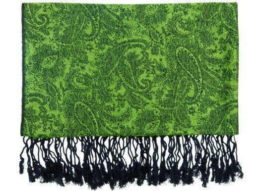 Heute findet man das beliebte Paisleymuster vorwiegend auf Krawatten und Schals. (Bild: Morganka – Shutterstock.com)