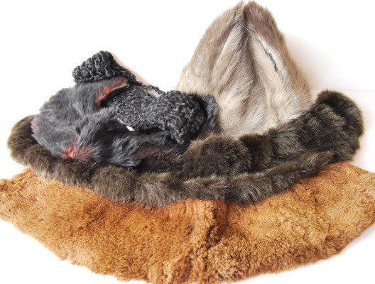 Echte Tierpelze sind mittlerweile billiger als gewebte. (Bild: Anna Reich – Shutterstock.com)