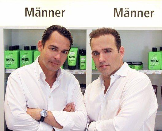 PerfectHairAG Eigentümer Matthias Müller (links) und Diego Sagarro (rechts) (Bild: © obs/PerfectHair.ch)