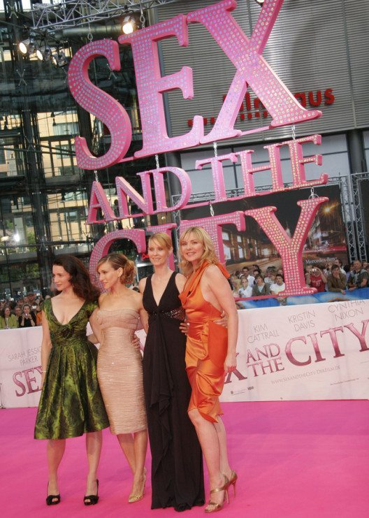 Durch den riesigen Erfolg der Serie Sex and the City wurde Patricia Field einem breiten Publikum bekannt. (Bild: vipflash – Shutterstock.com)